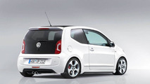 VW up! GTI speculative render by PS-Garage 26.08.2011