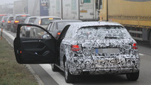 2013 Audi A3 spied with interior shots 04.11.2011