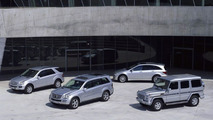 Mercedes M-Class Tenth Anniversary
