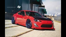 SR Auto Group Scion FR-S Rocket Bunny