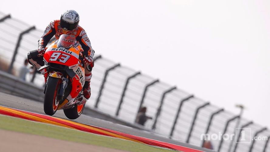 MotoGP : Márquez en pole en Aragón