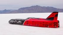 Venturi VBB-3 World electric landspeed record