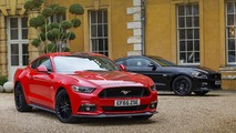 Ford Mustang (UK-spec)