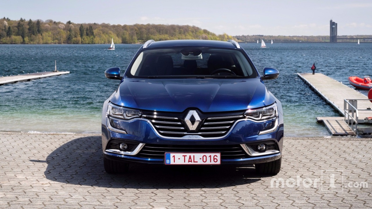 essai renault talisman estate 2016. Black Bedroom Furniture Sets. Home Design Ideas