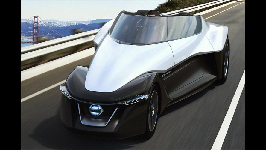 Nissan: Gleitend nach Tokio