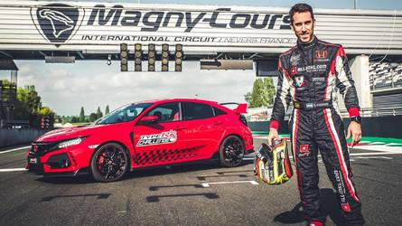 Record pour la Honda Civic Type R à Magny-Cours