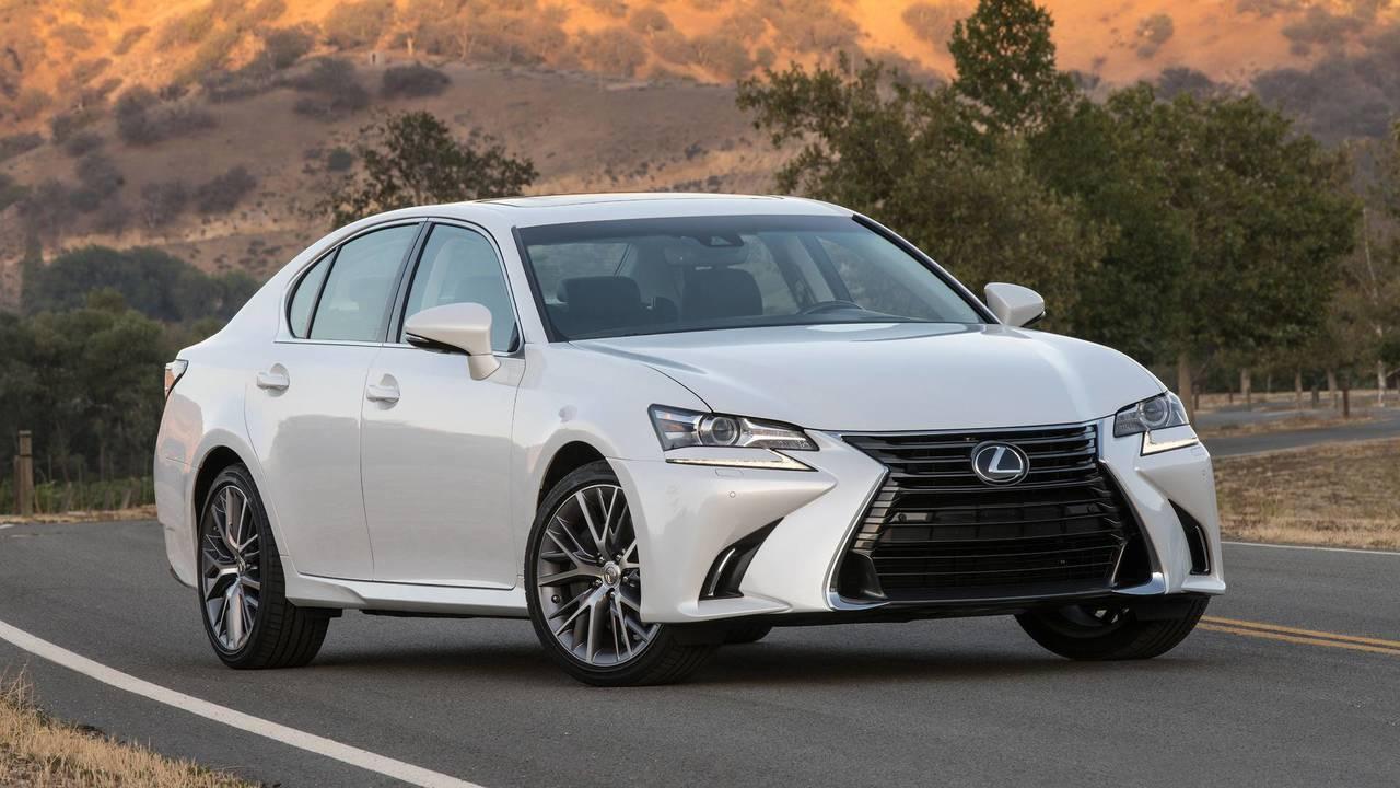 Lexus GS – Dynamic Rear-Wheel Steering
