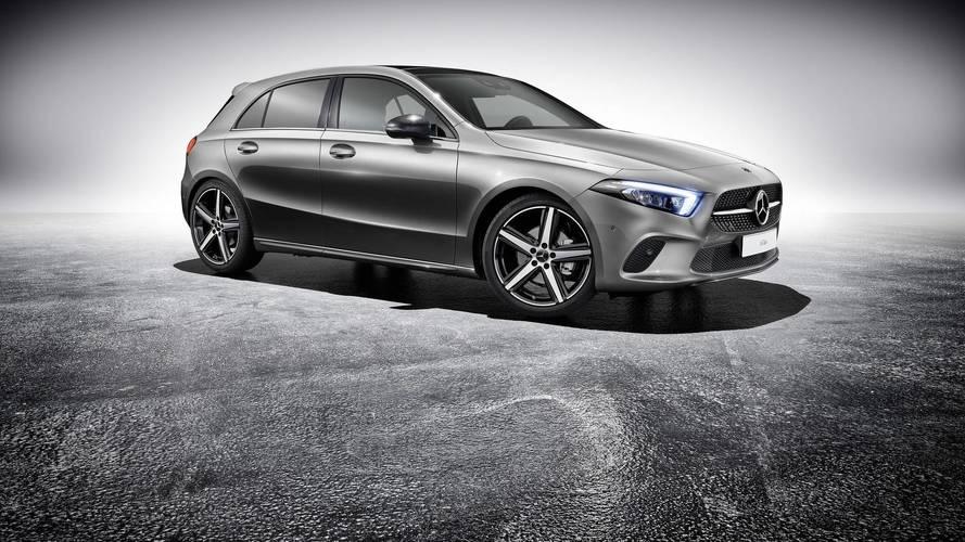 Mercedes Classe A, look sportivo con gli accessori Sport Equipment