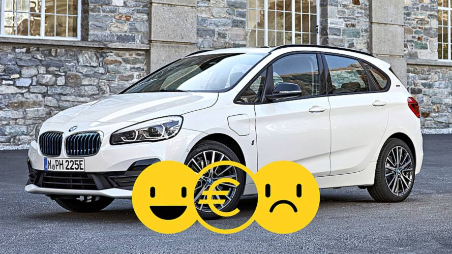 Promozione BMW Serie 2 Active Tourer Plug-in Hybrid, perché conviene e perché no
