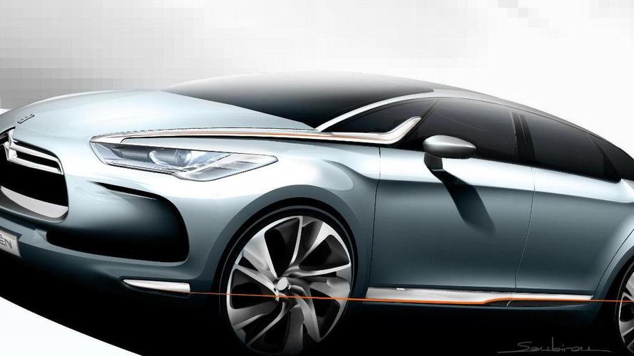 Citroen DSX concept heading to 2013 Shanghai Auto Show