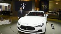 Maserati explains 2014 Ghibli design [video]