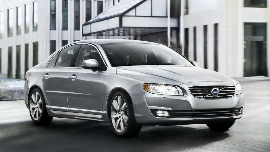 New Volvo S80 coming in two or three years - report