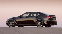 2014 Lexus IS F gets detailed