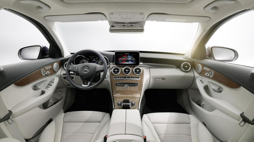 2015 Mercedes C-Serisi