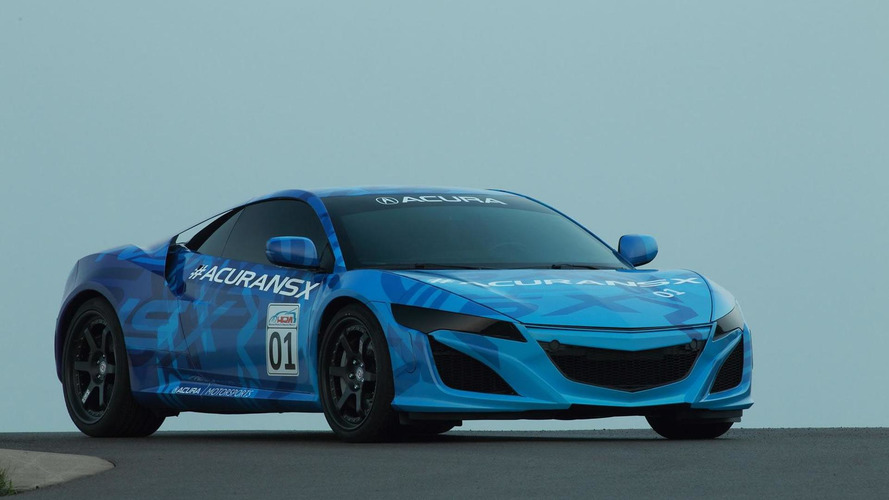 Honda says NSX will be priced like a 911 and bring 458 excitement