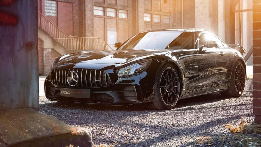 Edo ile Mercedes-AMG GT R daha da güçlü