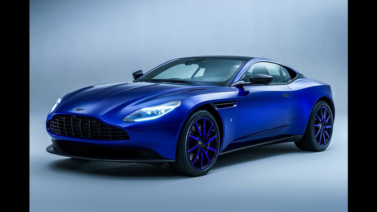 Aston Martin DB11 Q by Aston Martin