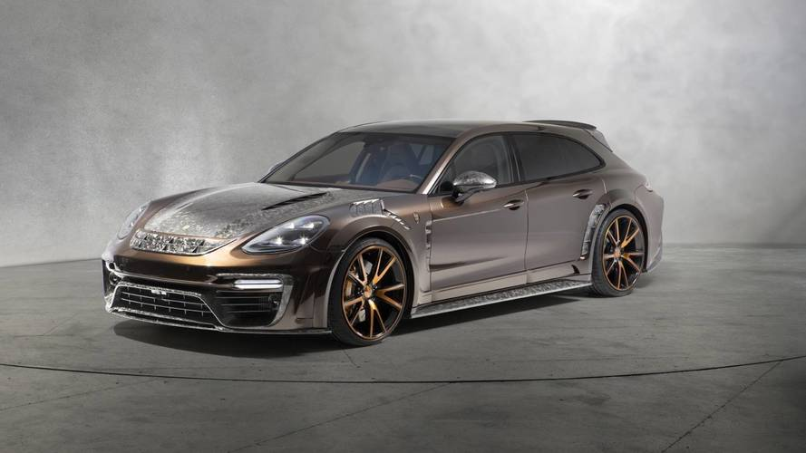 Mansory Presents Its Wicked Tuning Projects For Geneva Motor Show