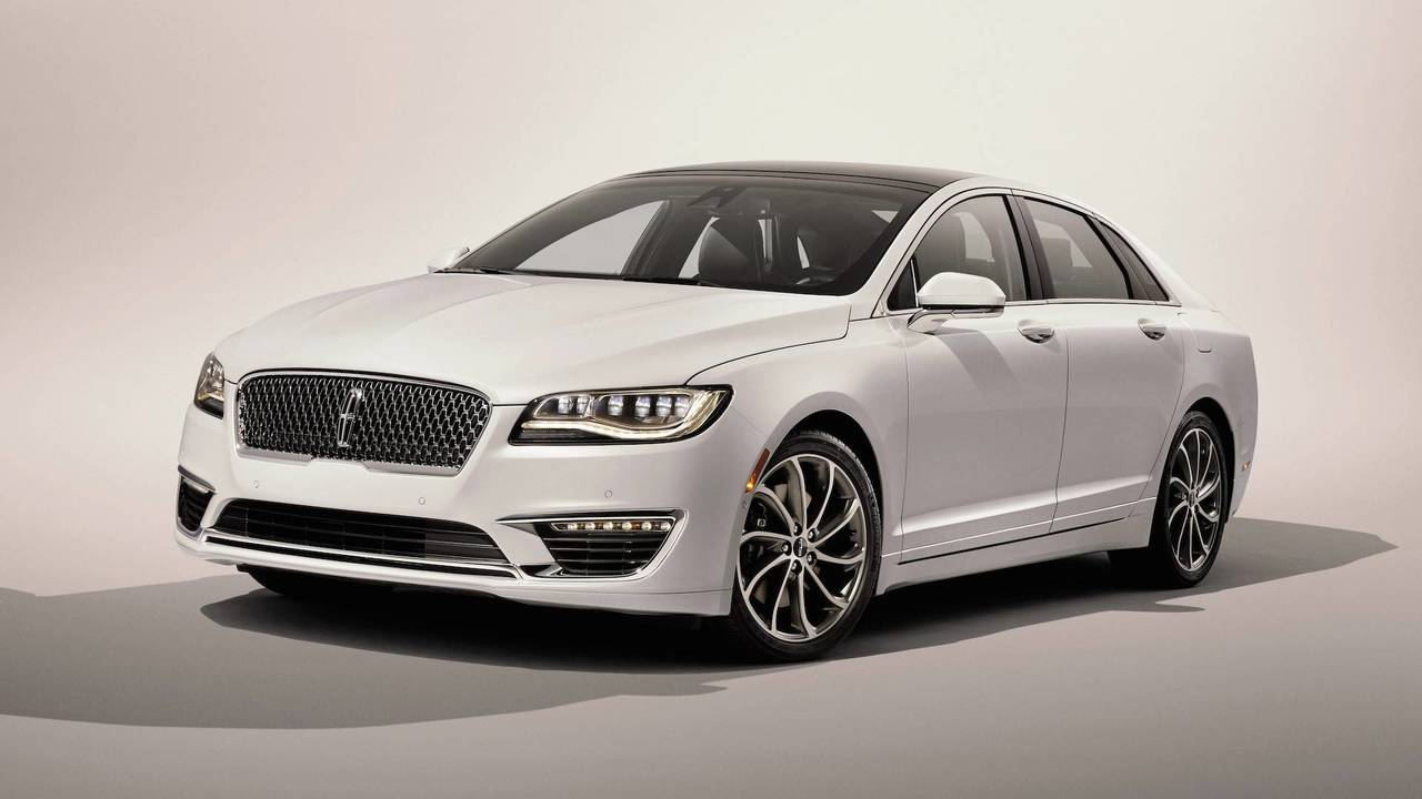 2. Lincoln MKZ 3.0T