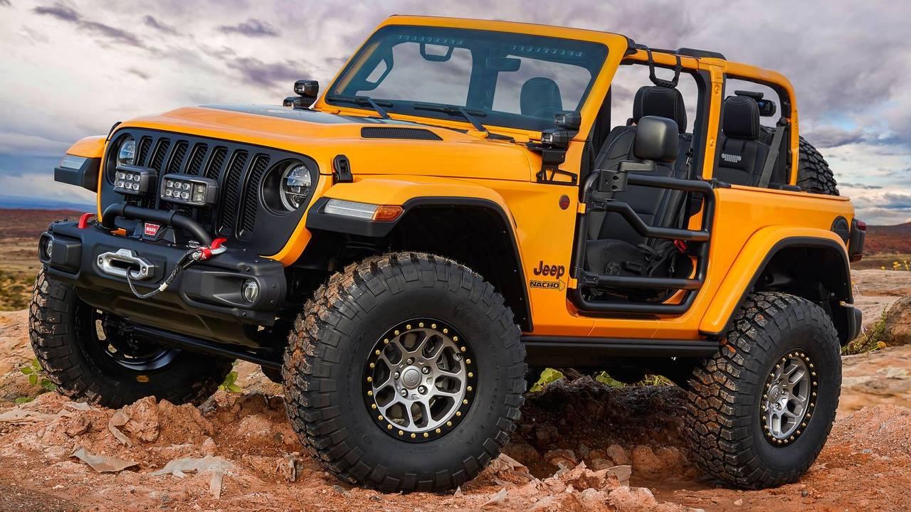Nacho Jeep Concept