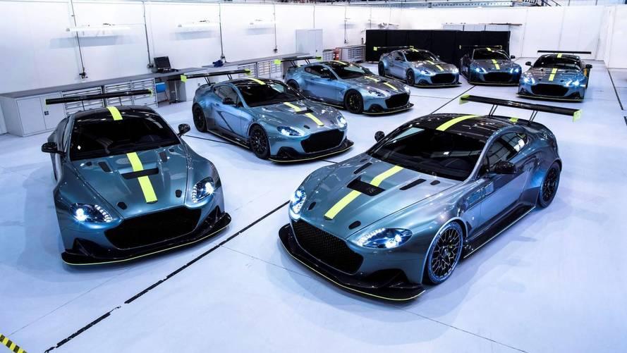 Bu 7 Vantage AMR Pro size Aston Martin cennetini yaşatacak
