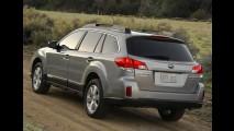 Novo Subaru Outback 2010 com motor 3.6 de 280cv chega por R$ 165 mil - Veja fotos