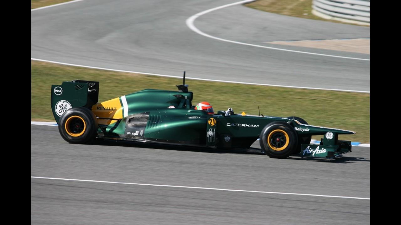 Caterham desenvolve SUV e subcompacto em parceria com a Renault