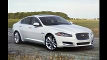 Jaguar faz recall de 92 XF no Brasil por risco de falha no sistema de freios