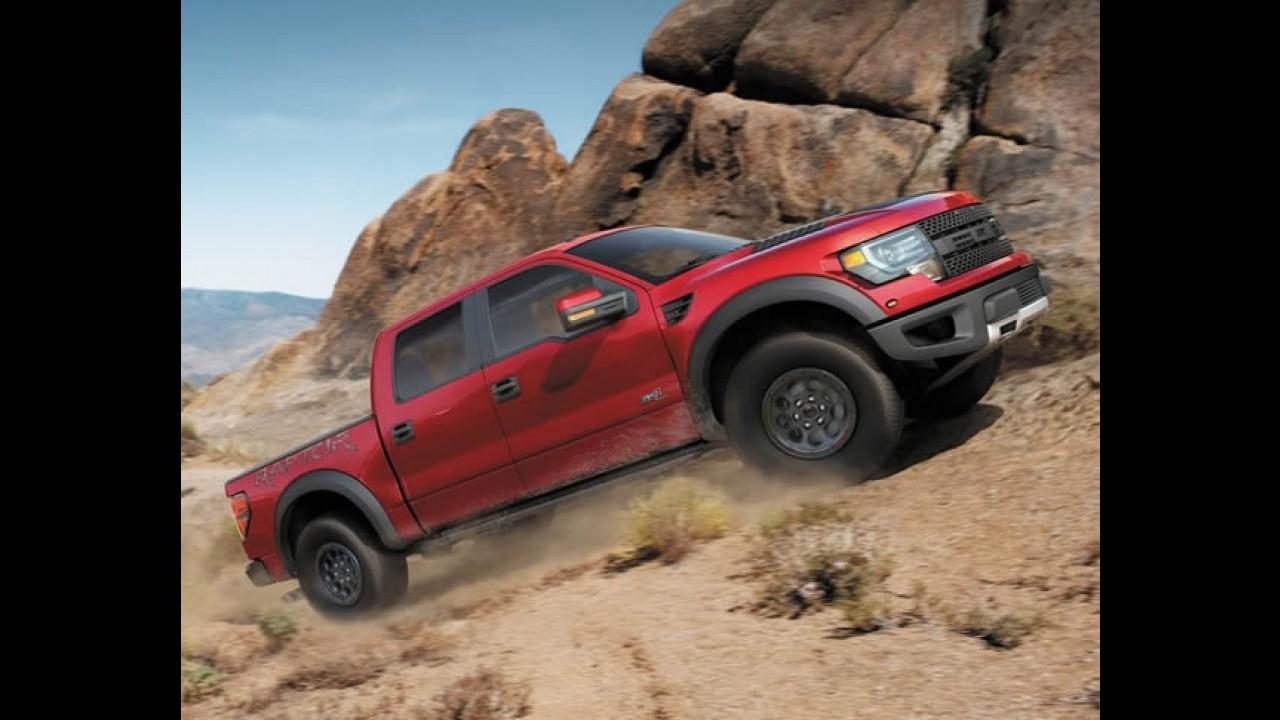 Chevrolet considera super picape para brigar com F-150 Raptor