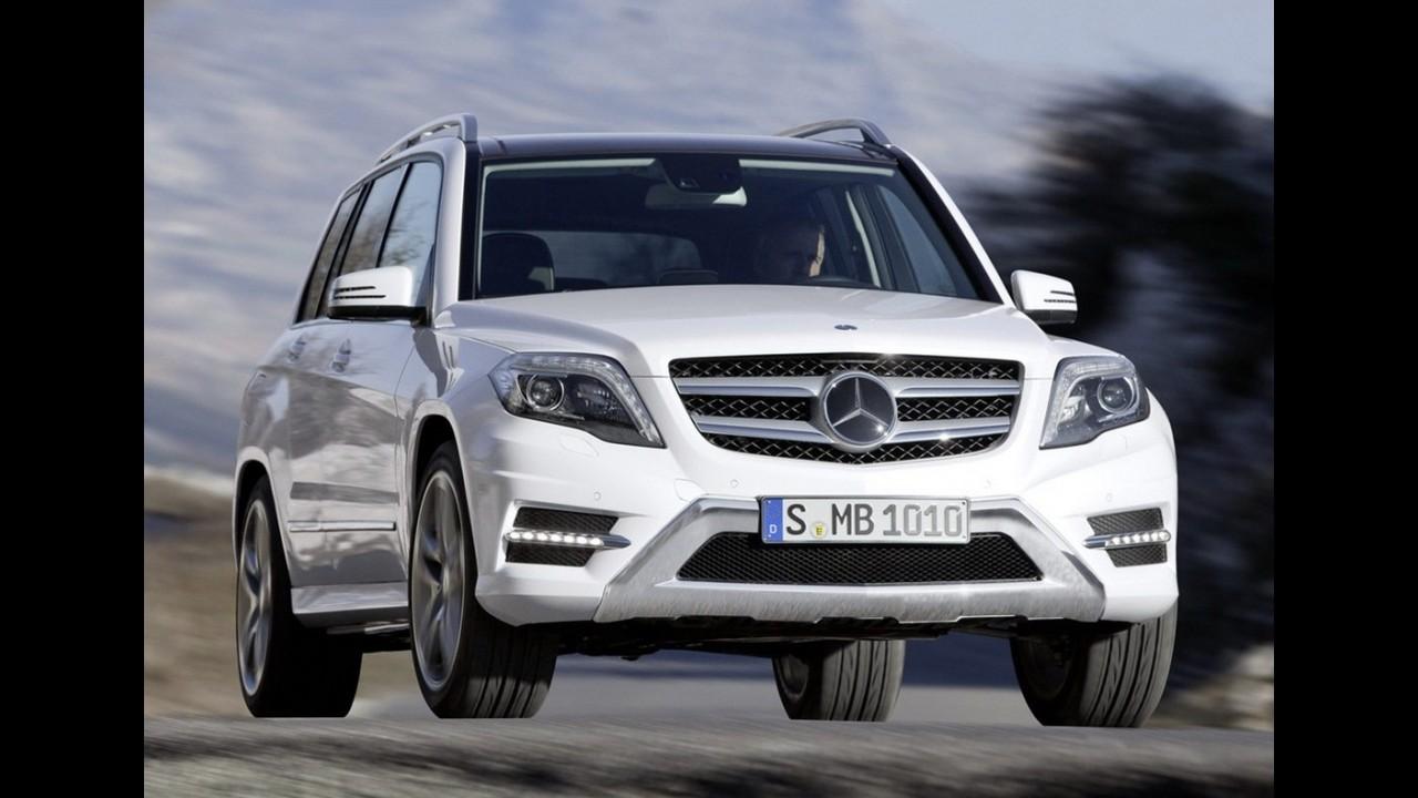Mercedes alfineta Audi e diz que próximo GLK não terá versão AMG