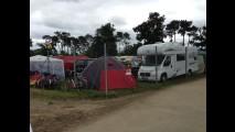 Direto da França: nas 24 horas de Le Mans, a festa começa fora da pista