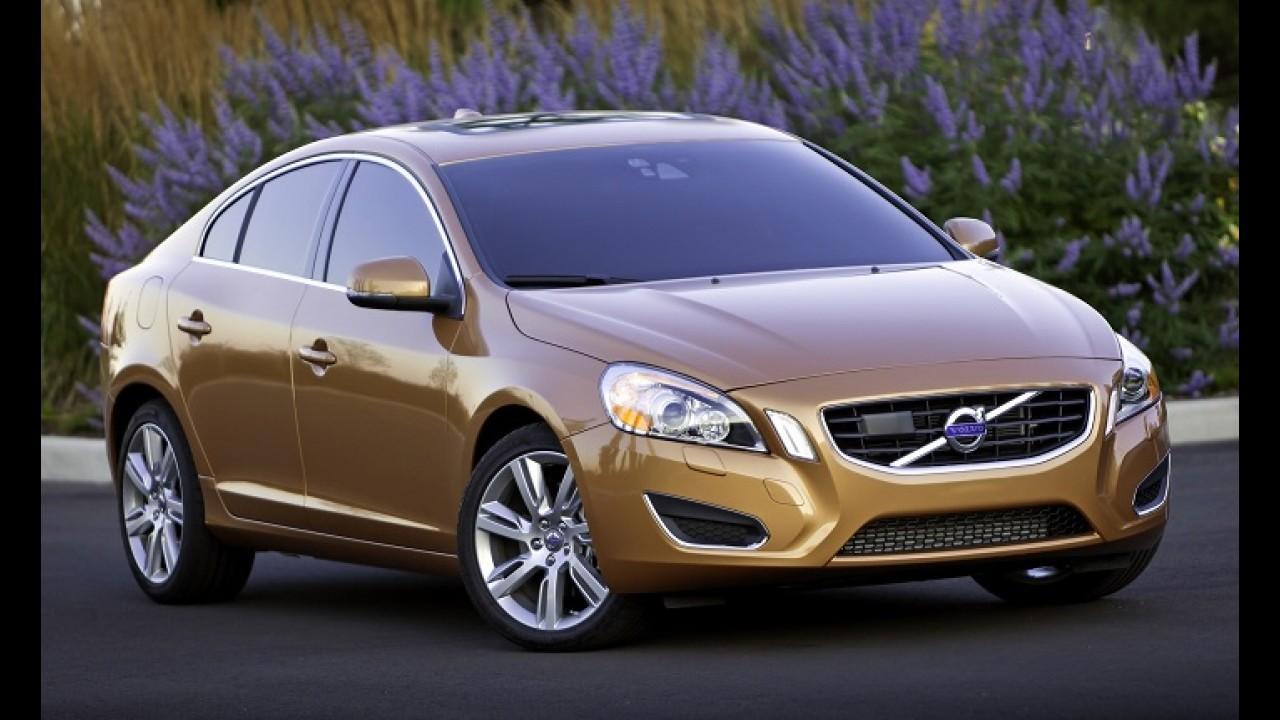 Volvo faz recall de 120 unidades de XC60 e S60 no Brasil por risco de incêndio