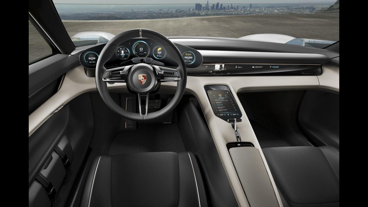 Porsche: funcionários aceitam redução de salário para fabricar Mission E