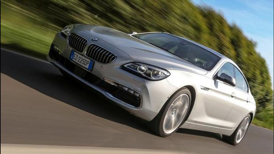 BMW Serie 6, il restyling è nei dettagli