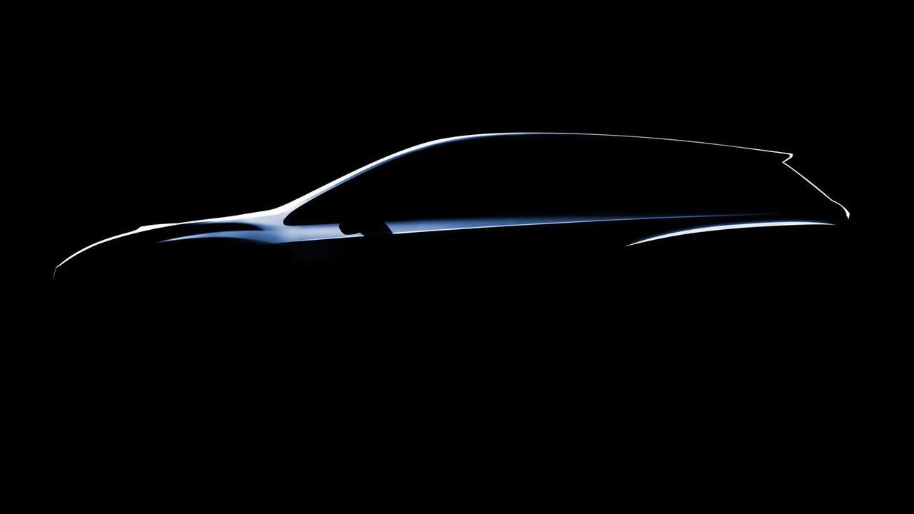 Subaru Levorg, i teaser