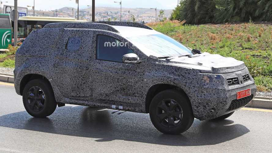 First Look At The 2018 Dacia Duster