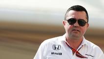 Eric Boullier, directeur de la compétition chez McLaren