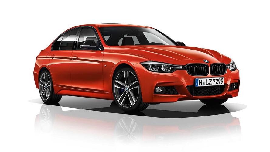 La BMW Série 3 gagne trois séries spéciales