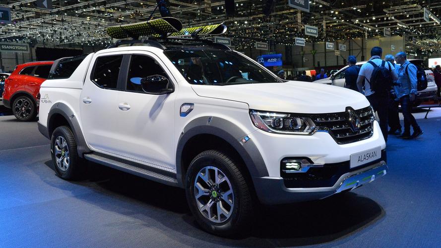 Renault Alaskan 2018