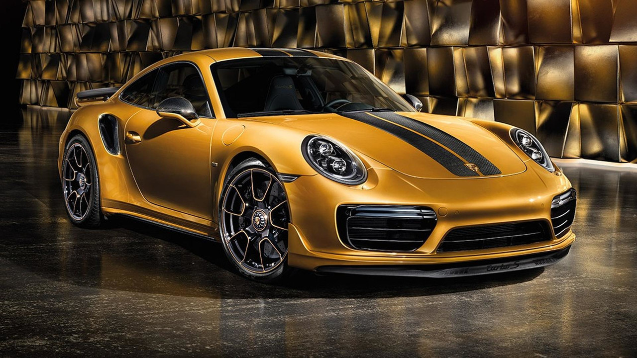 2019 Porsche 911 Turbo S >> Stare At The Porsche 911 Turbo S Exclusive Series In New Images