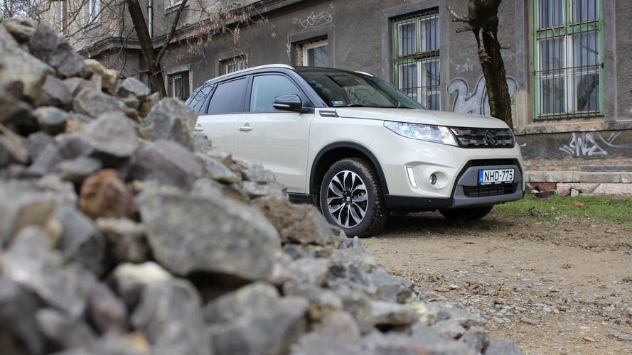 Európa legnépszerűbb autói – itthon még mindig a Suzuki Vitara vezet