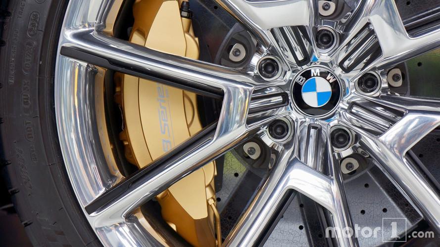 BMW 8 Series konsepti özel galeri