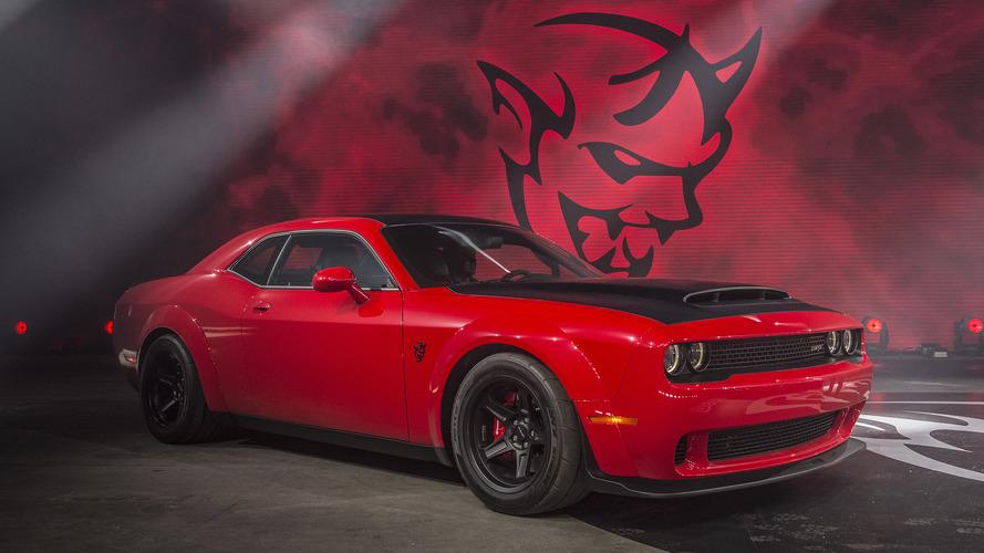Dodge Challenger Hellcat For Sale >> 2018 Dodge Challenger SRT Demon photo