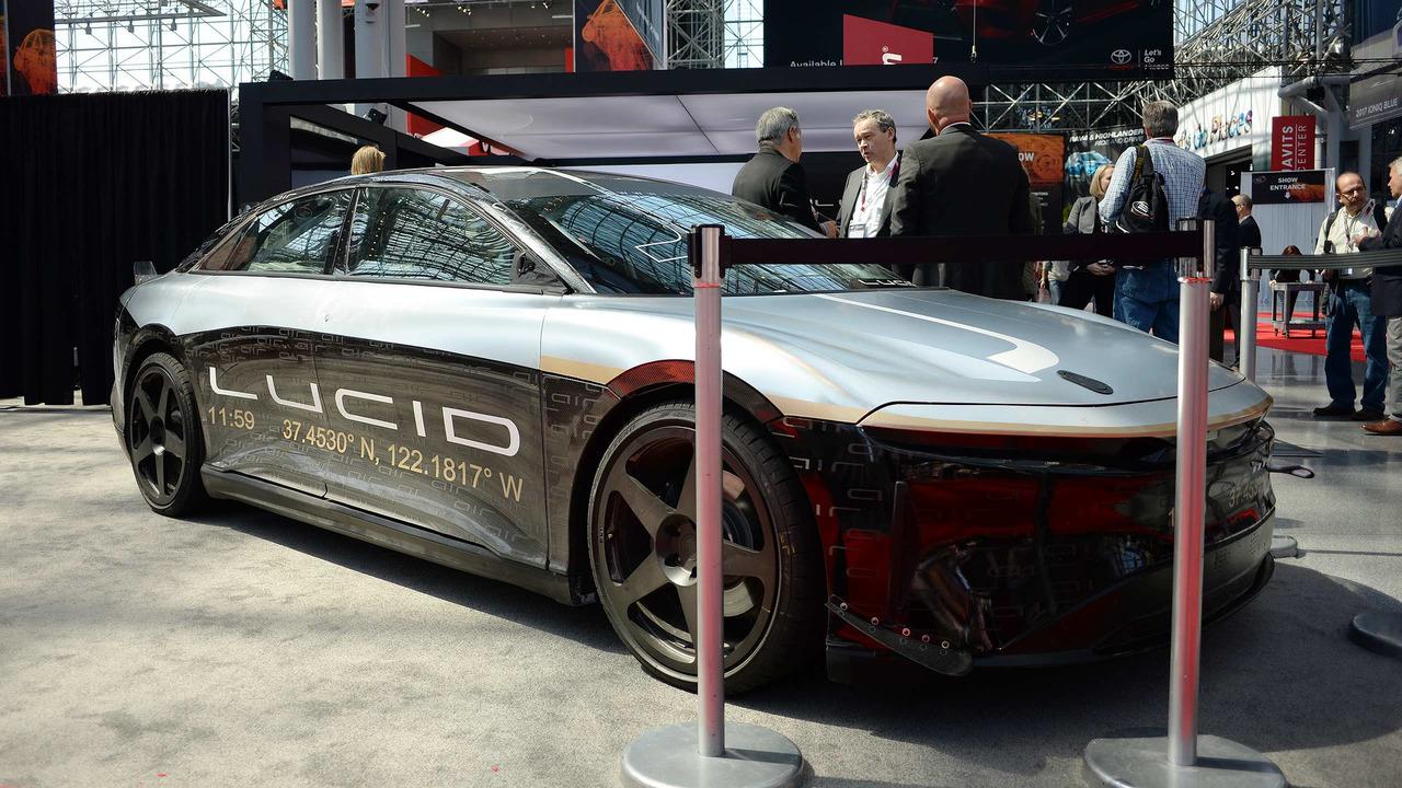 Lucid Air prototipo
