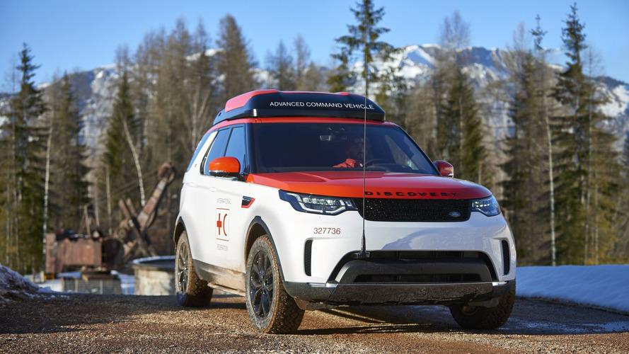 Genève 2017 – Un concept pour sauver des vies chez Land Rover
