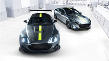Aston Martin AMR Rapide and Vantage