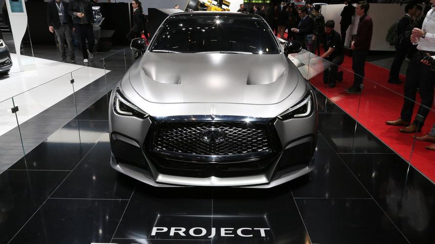Infiniti Q60 Project Black S