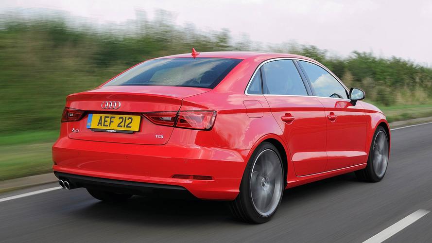 2017 Audi A3 Saloon