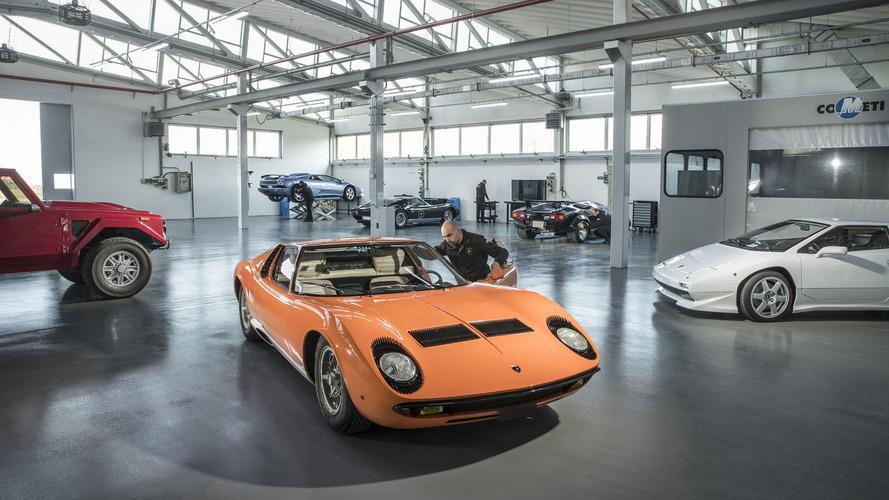 Lamborghini ouvre une division