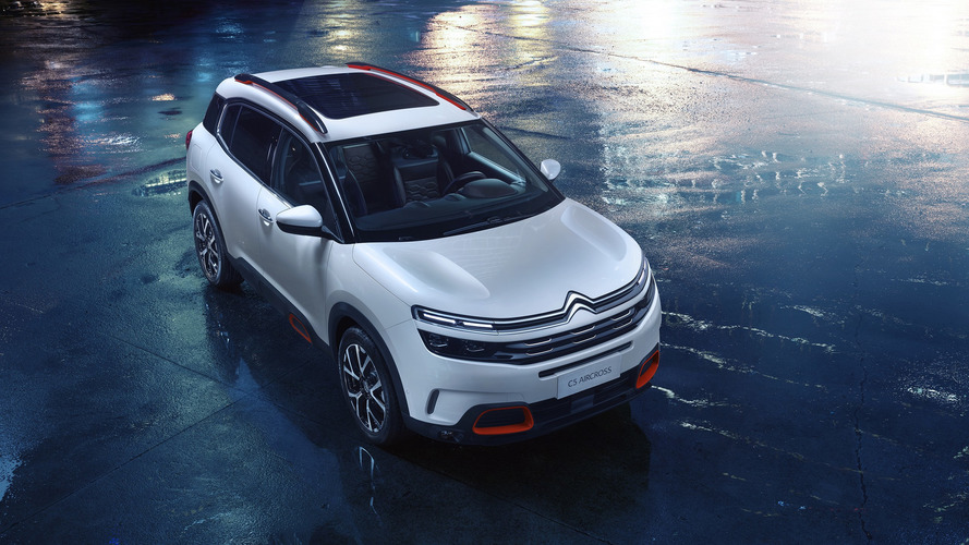 300-hp Citroen C5 Aircross: The C4 Cactus Goes Large